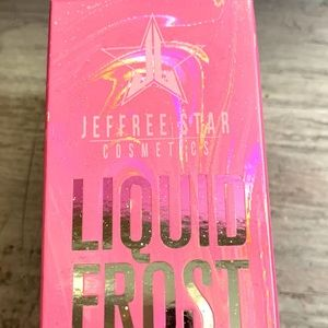 "Jeffree Star Liquid Frost ""Ice Queen"" NIB"